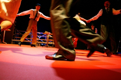 Le Bal - La Sala de Baile - Zig Zag Danza